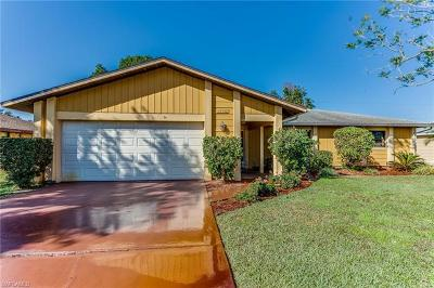 Bonita Springs Single Family Home Pending With Contingencies: 27552 Baretta Dr