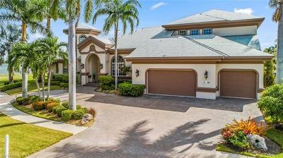 Marco Island FL Single Family Home For Sale: $2,999,900