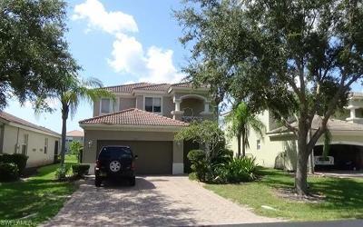 Estero Single Family Home For Sale: 9904 Springlake Cir