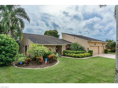 Fort Myers Single Family Home For Sale: 5546 Montilla Dr