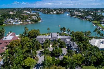 Bonita Springs, Fort Myers Beach, Naples, Sanibel, Captiva, Marco Island Single Family Home For Sale: 575 Admiralty Parade