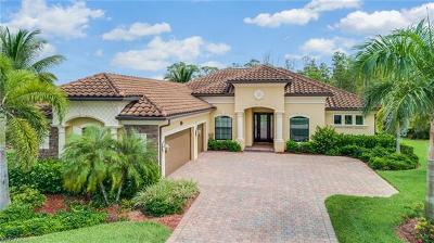 Naples Single Family Home For Sale: 9534 Firenze Cir