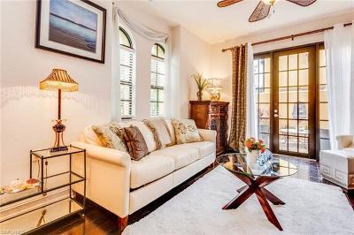 Naples Condo/Townhouse For Sale: 9107 Chula Vista St #11403