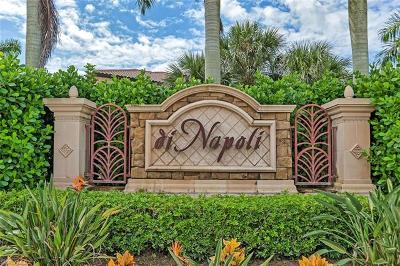 Charlotte County, Collier County, Lee County Condo/Townhouse For Sale: 9487 Napoli Ln #202