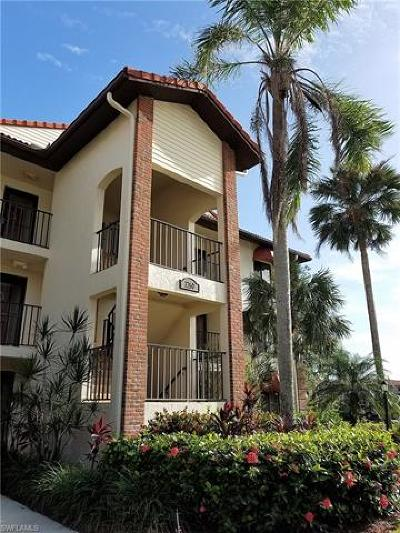 Naples Condo/Townhouse For Sale: 7260 Coventry Ct #407