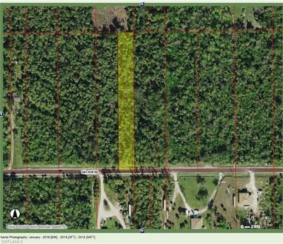Naples Residential Lots & Land For Sale: 34th Ave SE