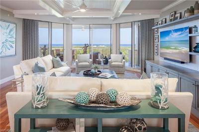 Naples Condo/Townhouse For Sale: 7117 Pelican Bay Blvd #604