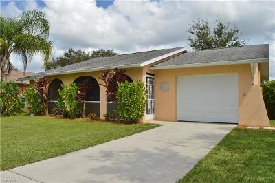 Single Family Home For Sale: 3280 Valencia Dr