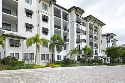 Naples Square Condo/Townhouse For Sale: 1030 3rd Ave S #419