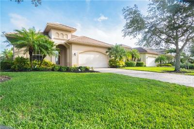 Naples Single Family Home For Sale: 4296 Longshore Way S