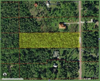 Naples Residential Lots & Land For Sale: 563 15th St NW