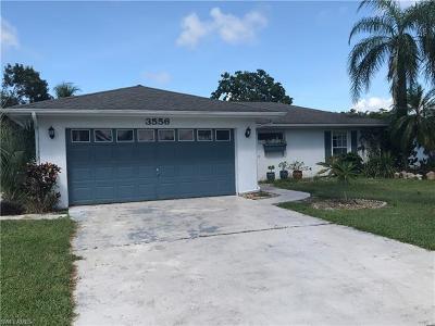 Bonita Springs Single Family Home For Sale: 3556 Bailes St