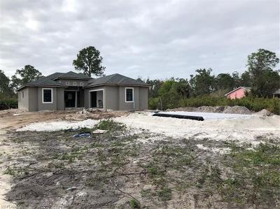 Naples FL Single Family Home For Sale: $358,900