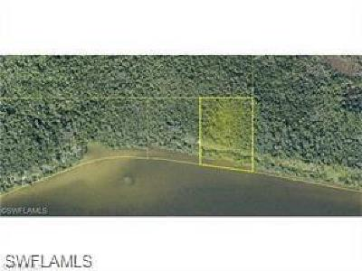Lee County Residential Lots & Land For Sale: Access Undetermined E