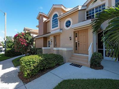 Bonita Springs Condo/Townhouse For Sale: 13020 Amberley Ct #308