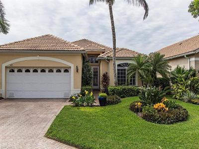 Naples, Bonita Springs Single Family Home For Sale: 345 Steerforth Ct