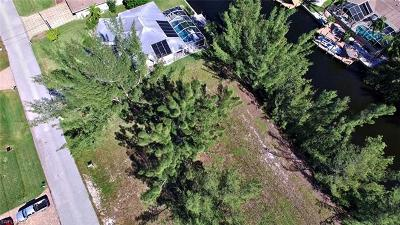 Lee County Residential Lots & Land For Sale: 4117 SW 28th Ave
