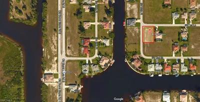 Lee County Residential Lots & Land For Sale: 3814 SW 1st Ln