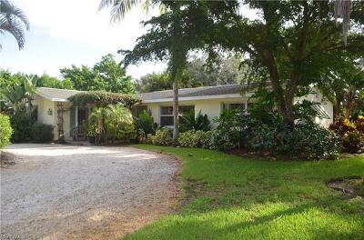 Naples Single Family Home For Sale: 1530 Mandarin Rd