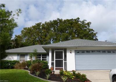 Fort Myers Single Family Home For Sale: 19200 Murcott Dr E