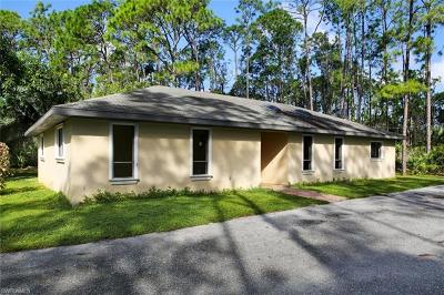 Lee County Single Family Home For Sale: 25230 Busy Bee Dr