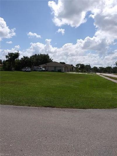 Naples Residential Lots & Land For Sale: 5196 23rd Ct SW