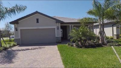 Estero Single Family Home For Sale: 17336 Ashcomb Way