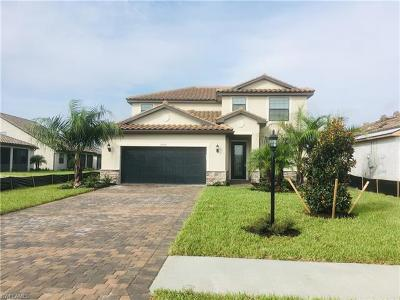 Estero Single Family Home For Sale: 19886 Beverly Park Rd