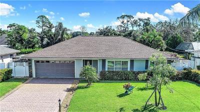 Bonita Springs Single Family Home For Sale: 27276 Barbarosa St