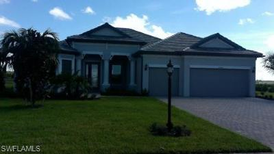 Estero Single Family Home For Sale: 19034 Elston Way