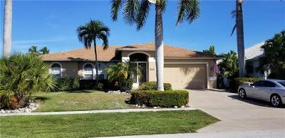 Marco Island Single Family Home For Sale: 1440 Galleon Ave