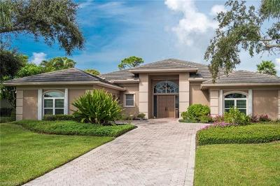 Bonita Springs Single Family Home For Sale: 28520 Sombrero Dr