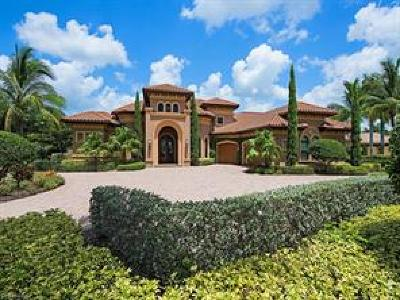 Naples FL Single Family Home For Sale: $1,895,000