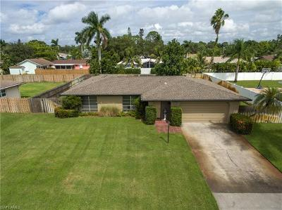 Fort Myers Single Family Home For Sale: 2413 La Salle Ave