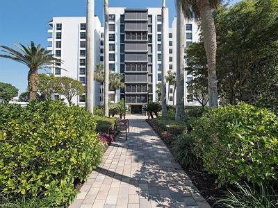 Admiralty Point Condo/Townhouse Sold: 2400 Gulf Shore Blvd N #PH-5
