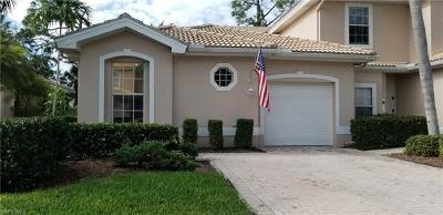Naples Condo/Townhouse For Sale: 7605 Meadow Lakes Dr #601