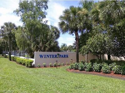 Naples Rental For Rent: 4120 Looking Glass Ln #2