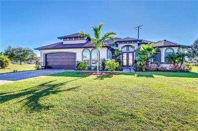 Cape Coral Single Family Home For Sale: 1217 SW 22nd Pl