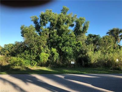 Marco Island Residential Lots & Land For Sale: 811 Newell Ter