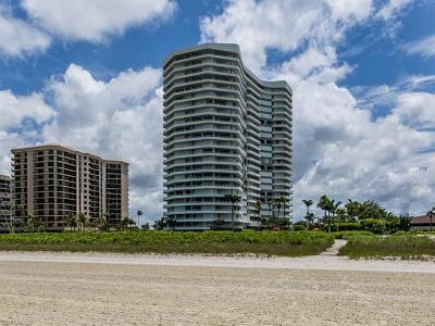 Marco Island Condo/Townhouse Pending With Contingencies: 280 S Collier Blvd #705