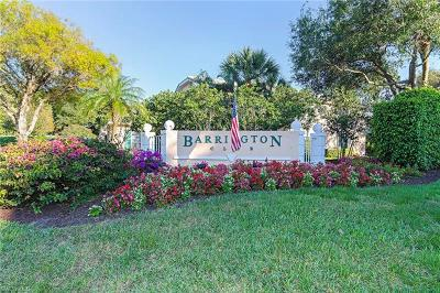 Condo/Townhouse For Sale: 7091 Barrington Cir #202