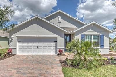 Lee County Single Family Home For Sale: 2128 SW 19th Pl