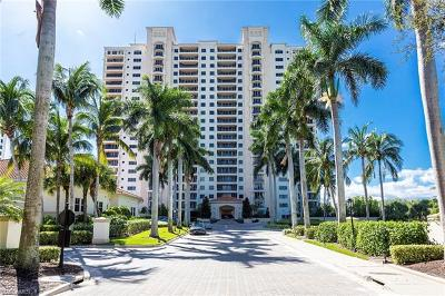 Bonita Springs, Estero, Naples, Fort Myers, Fort Myers Beach Condo/Townhouse For Sale: 7425 Pelican Bay Blvd #602