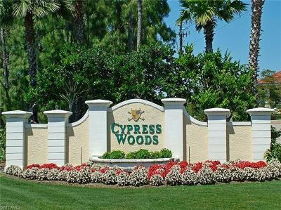 Naples Rental For Rent: 2740 Cypress Trace Cir #2729
