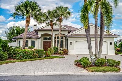 Single Family Home For Sale: 8859 Lely Island Cir