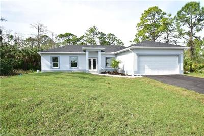 Single Family Home For Sale: 2075 Everglades Blvd N