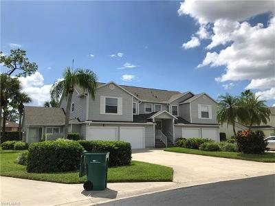Collier County, Lee County Condo/Townhouse Pending With Contingencies: 1510 Trafalgar Ln #C