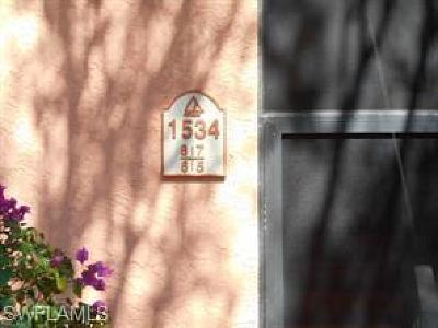 Naples Rental For Rent: 1534 Mainsail Dr #5