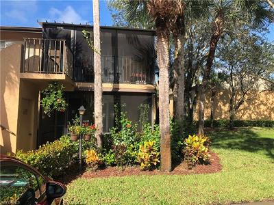 Naples Condo/Townhouse For Sale: 4180 Looking Glass Ln #4101
