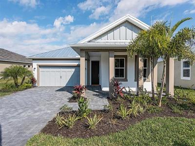 Naples Single Family Home For Sale: 14576 Topsail Dr